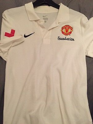 Nike Manchester united polo shirt