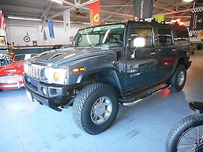 2005 Hummer H2 Deluxe Two Owners 29,600 original miles