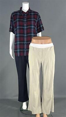 Homeland Carrie Mathison Claire Danes Production Worn Theory Shirt & Pants Set