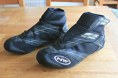 Northwave GTX Fahrenheit Winter Road Shoes Size 42 UK 8