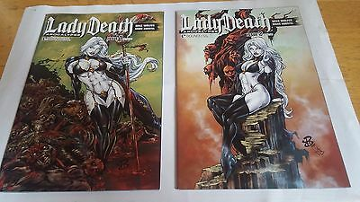 Lady Death: Apocalypse (Complete, 6 issues)