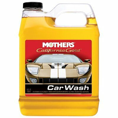Mothers 05664 California Gold Car Wash - 64 Oz