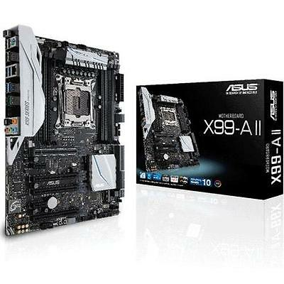 ASUS Intel X99-A 2 Extreme Quad Channel ATX MOTHERBOARD