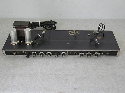 Vintage Gibson G70, Solid State Guitar Amplifier Chassis For Parts / Repair