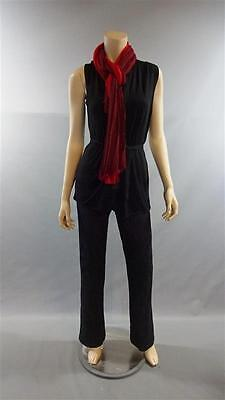 Homeland Jessica Brody Morena Baccarin Production Worn Vest Shirt Scarf & Pants