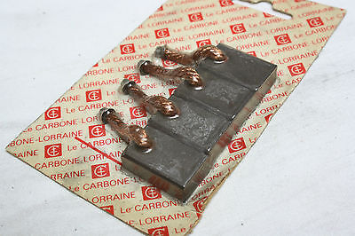 Charbons Bsx102 Pour Demarreur 12V Bosch Neuf...bmw Porsche Vw Ford Opel Daf