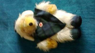wombles great uncle bulgaria hot water bottle/cover/pyjama case 23 inches VGC