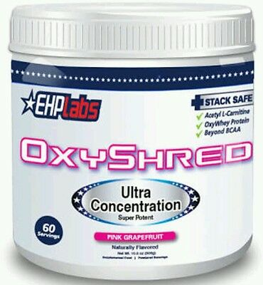 ehplabs Oxyshred Pink grapefruit
