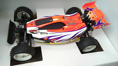 Tamiya RC 1:10 Rising Storm DF-02 4WD Buggy Factory Built XB Brand New