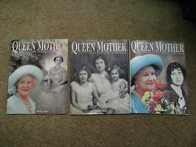 Queen Mother Part 1, Part 4 and Part 5