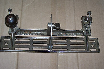 Vintage Stanley No. 386 Jointer- Gauge for iron planes, COMPLETE