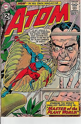US DC comic Silver Age; The Atom issue #1