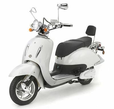 24 Electric Moped Scooters