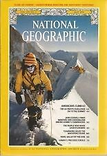 National Geographic Mag May 1979 With Map Supplement: Close Up Canada