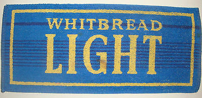 Whitebread Light  -  Beer Pub Bar Towel
