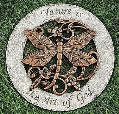 """Roman - 12"""" Stepping Stone Dragonfly (10204)"""