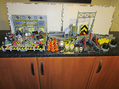Robot Wars Bundle - Huge Collection - Playsets and minibot Vehicles