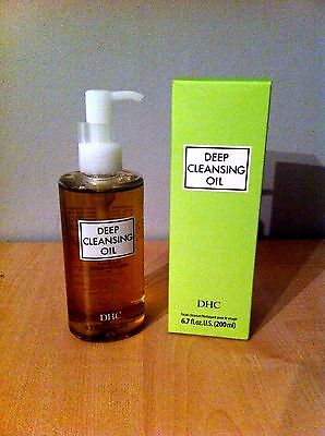 2 x 200ml DHC DEEP CLEANSING OIL BRAND NEW