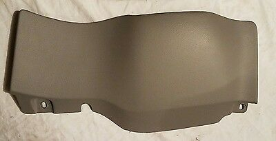 94 04 Ford Mustang Gt Cobra Gray Dash Lower Cowl Trim Bezel 95 96 98