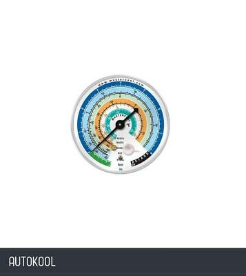 Mastercool ML Air Conditioning 63mm R134a Low Side Replacement Gauge
