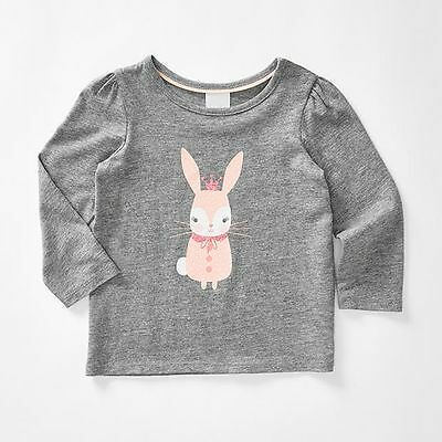 NEW Baby Long Sleeve Bunny T-Shirt