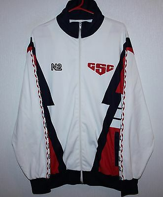 Vintage Club Sportif Chenois player issue / worn swiss jacket