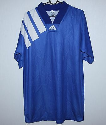 Vintage Adidas Equipment blue shirt #7