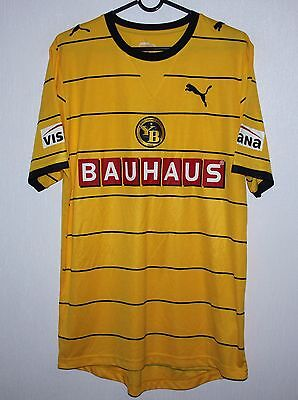 BSC Young Boys swiss home shirt 11/12 Puma Size M