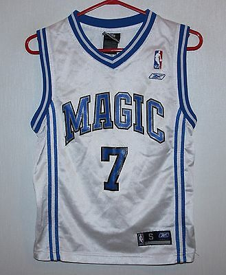Orlando Magic NBA shirt jersey #7 Redick Reebok KIDS Size S