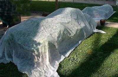 Floating Row Cover and Plant Blanket Frost Protection 0.55Oz 5*100FT