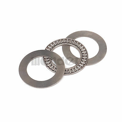 (1)30x47x2mm Thrust Needle Roller Bearing AXK3047 ABEC-1 Each With Two Washers