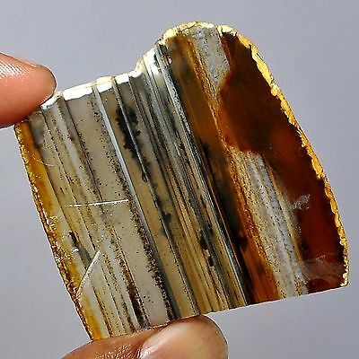 90.30 Cts 100%Natural quartz Agate geode facet rough From Africa  00#W3