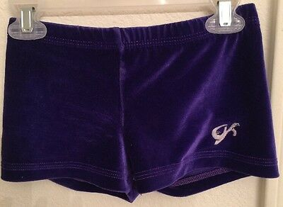 Gymnastics Or Dance Booty Shorts Child Large Gk Elite