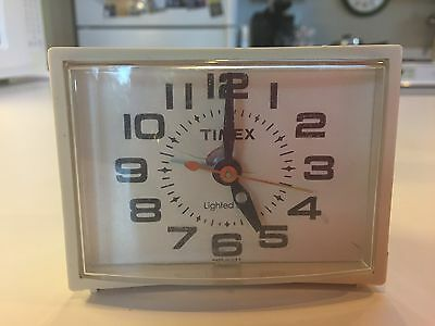 Timex Lighted Dial Electric Clock