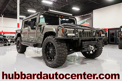 2006 Hummer H1 Rare Color, Loaded W/ Accessories, One of the best 2006 Hummer H1 Alpha. Rare Color, Loaded W/ Accessories, Great LOOKING H1 Alpha!