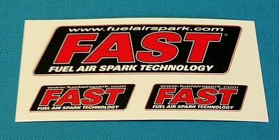 FUEL fuel air spark tech racing decals stickers mhra nhrda drags diesel offroad
