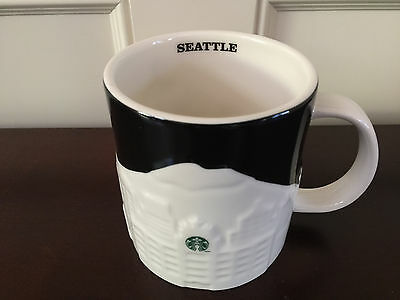 Starbucks Seattle Relief City Cup Coffee Mug 16 fl oz - New