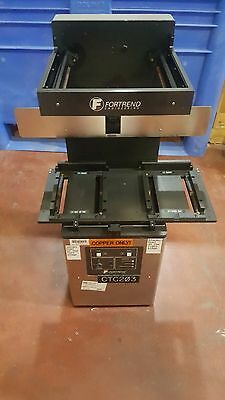 """Fortrend F-8025 8"""" 200mm 25 Wafer Transfer System"""