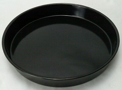 "Nuwave Infrared Oven 10"" Black Baking Pan Replacement Part"