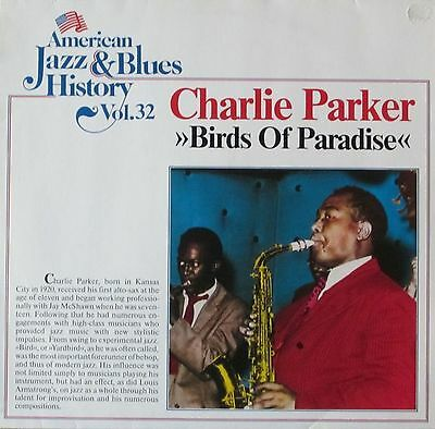 American Jazz & Blues History Vol. 32 - Charlie Parker: Birds Of Paradise (LP)