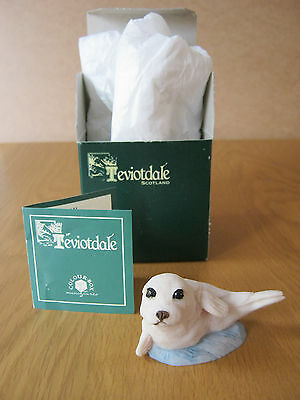 Teviotdale Seal Collectable #tv1916 New