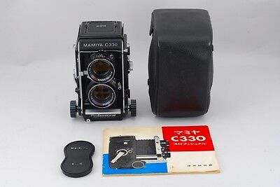 [NEAR MINT] Mamiya C330 Professional TLR  with 105mm f/3.5 DS from jpan #965
