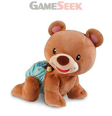 Vtech Baby Crawl Along Bear | Free Delivery Brand New Dolls And Playsets