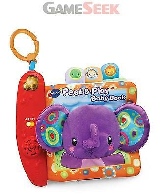 Vtech Baby Peek And Play Baby Book Brand New Free Delivery