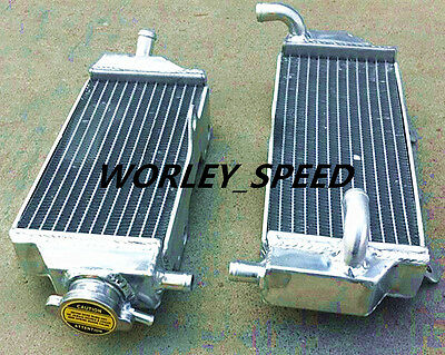 Aluminum Radiator For Yamaha WR450F WR450 2012-2014 2012 2013 2014