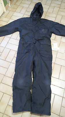 Combinaison Pluie&froid Occa. Used Rain&cold Overall Peugeot Sport Taille L Size
