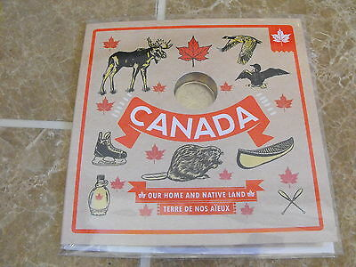 Oh Canada 2016 Set - 5 Coins - Special Maple Leaf Dollar - Royal Canadian Mint