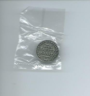 Rare 2008 Publix Safety Award Pin New In Package