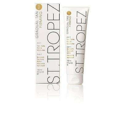 St Tropez Gradual Tan Plus Firming 4 In 1 Lotion 150Ml Bnib (L) Free Post