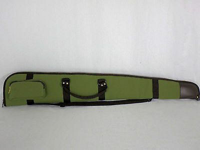 """58"""" Military Green Soft Shotgun Case from Condition 1  *Unbranded*"""